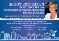 EETFESTIJN Franka Bogaert